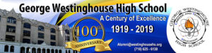 100 Years of Excellence banner